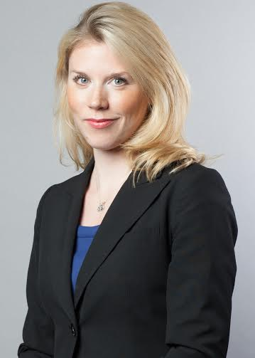 Stefanie Ince, DMRF Canada Executive Director