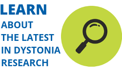 dystonia research