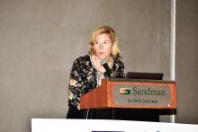 Stefanie Ince, ED, Dystonia Medical Research Foundation